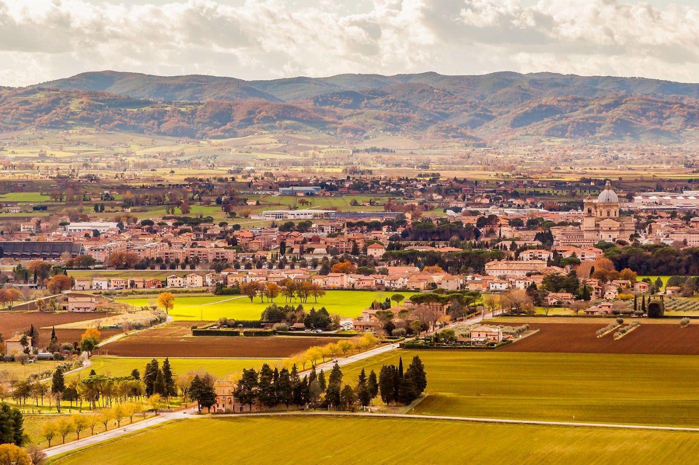 意大利阿西西(Assisi), 登高放眼_图1-28