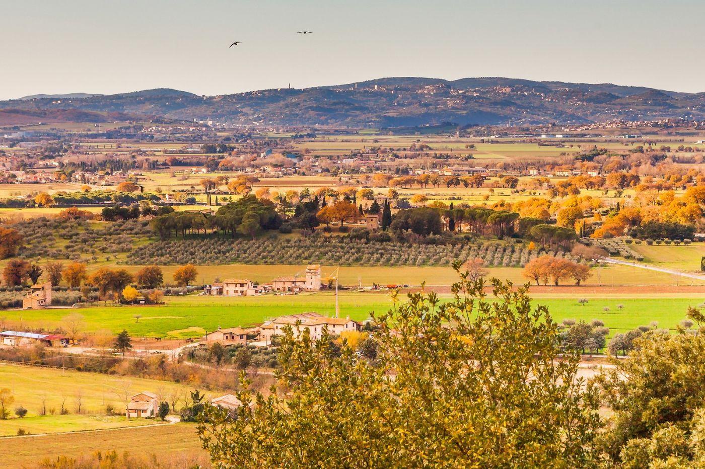 意大利阿西西(Assisi), 登高放眼_图1-3