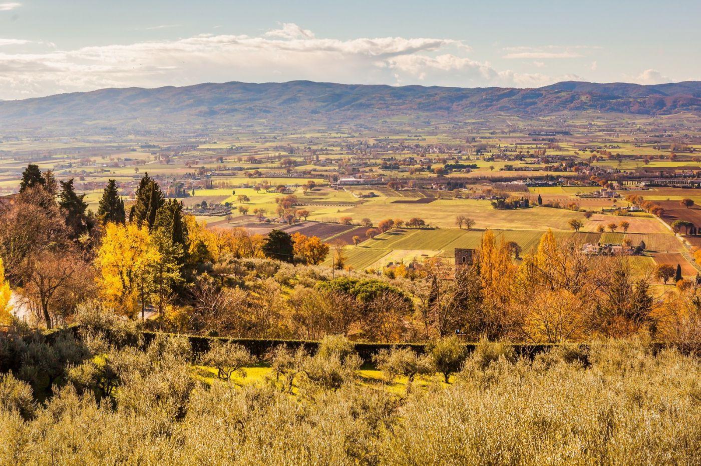意大利阿西西(Assisi), 登高放眼_图1-4