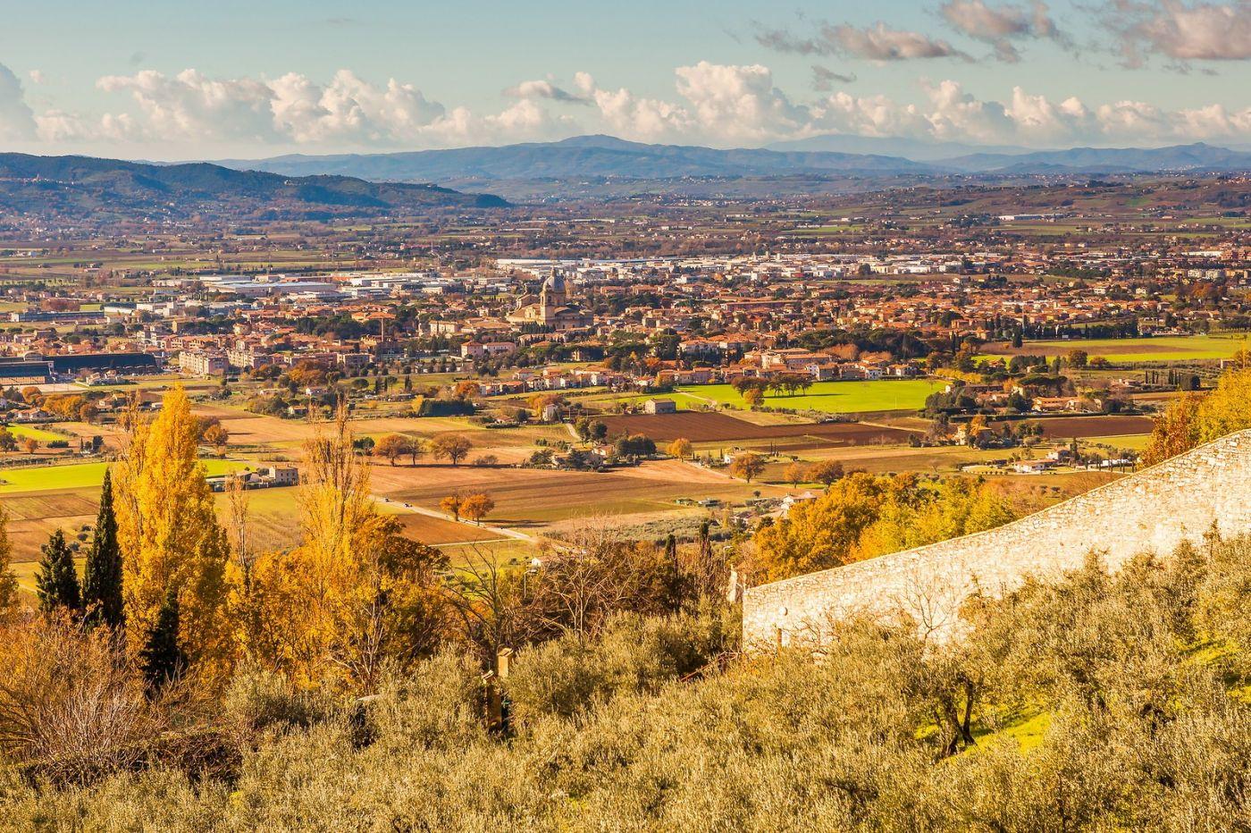 意大利阿西西(Assisi), 登高放眼_图1-5