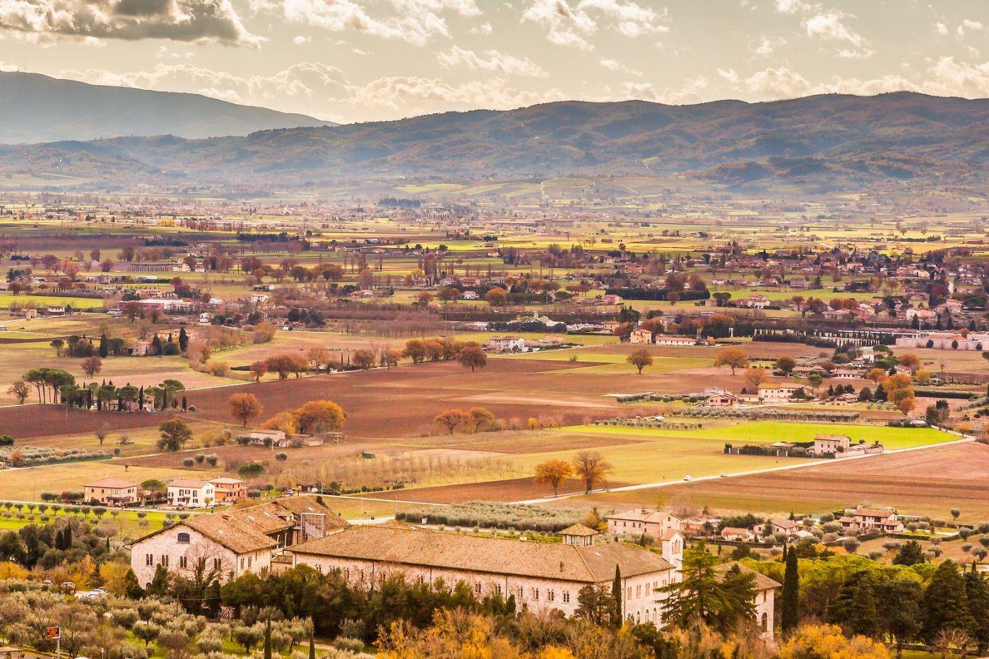 意大利阿西西(Assisi), 登高放眼_图1-6