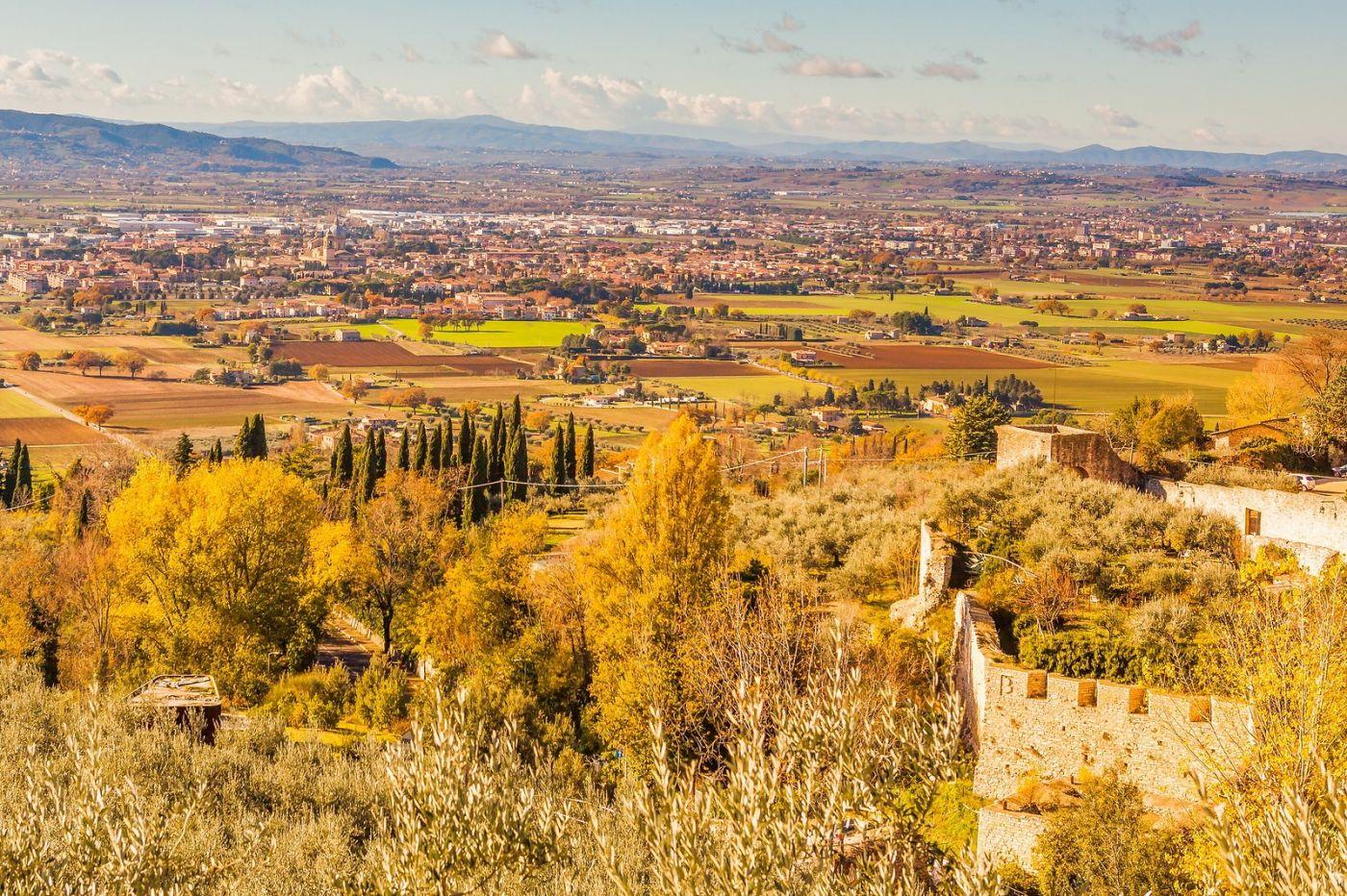 意大利阿西西(Assisi), 登高放眼_图1-7