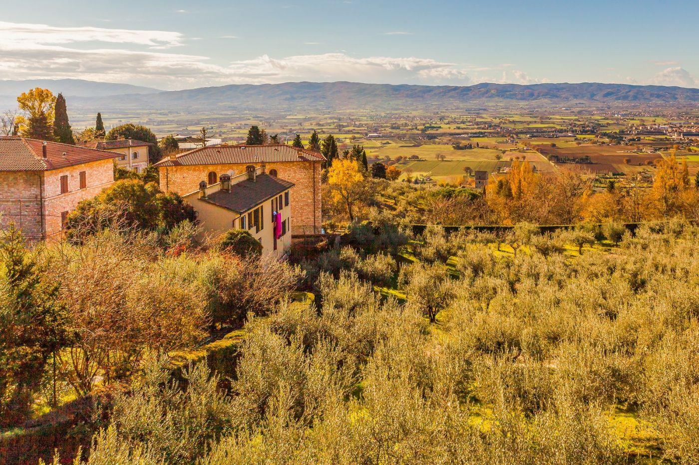 意大利阿西西(Assisi), 登高放眼_图1-8