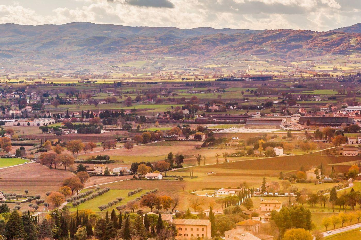 意大利阿西西(Assisi), 登高放眼_图1-10