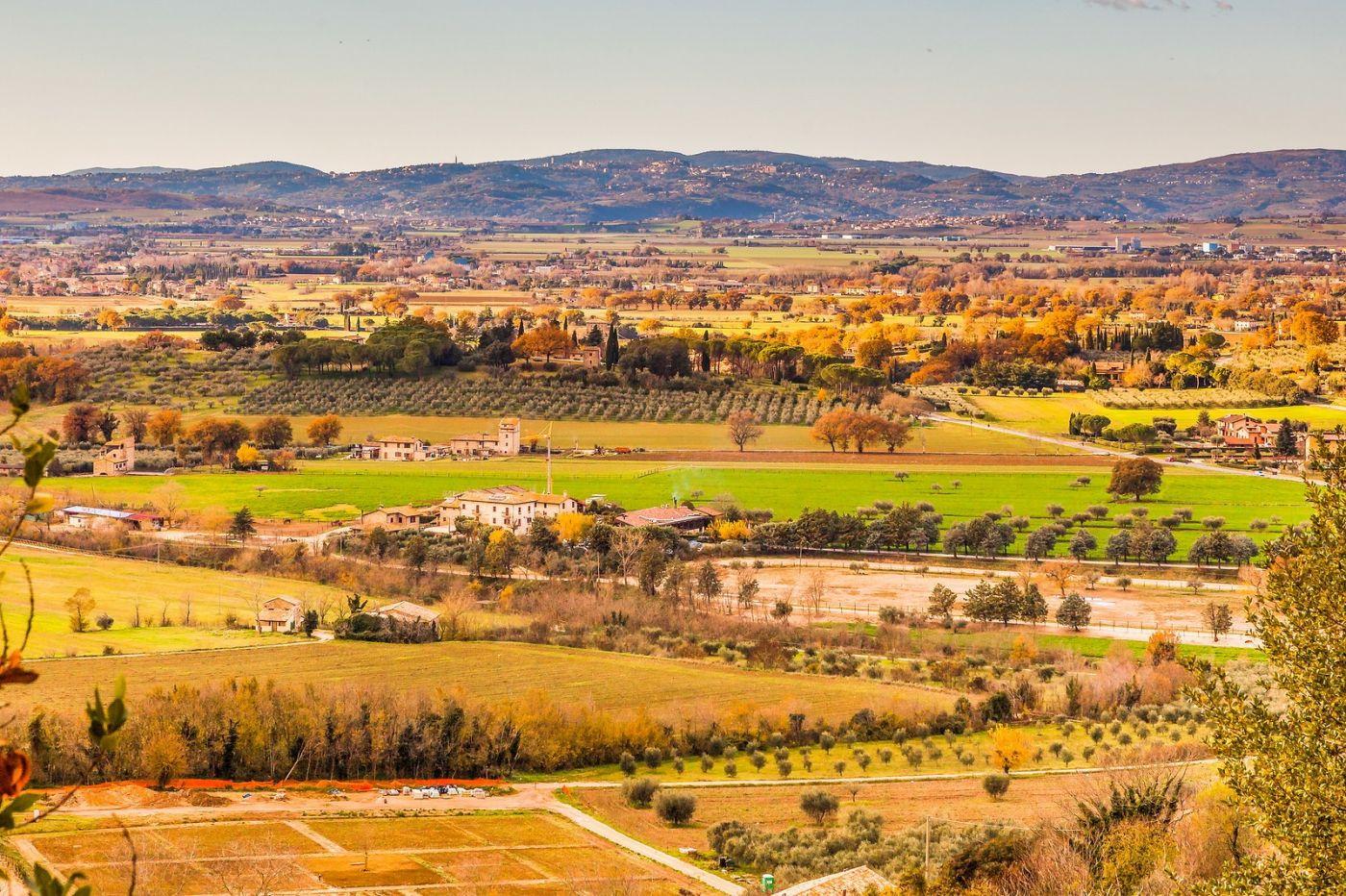 意大利阿西西(Assisi), 登高放眼_图1-13