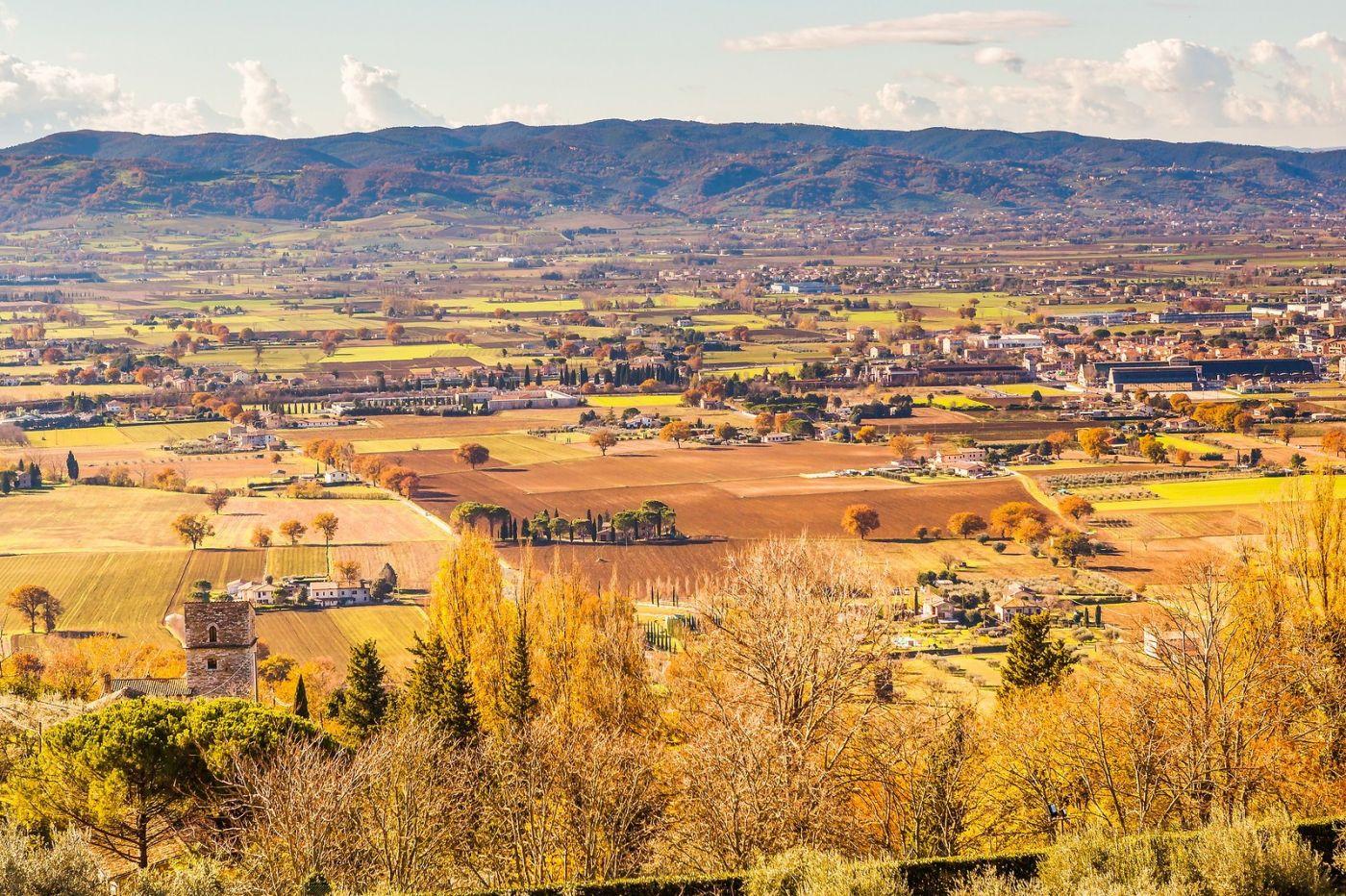 意大利阿西西(Assisi), 登高放眼_图1-15