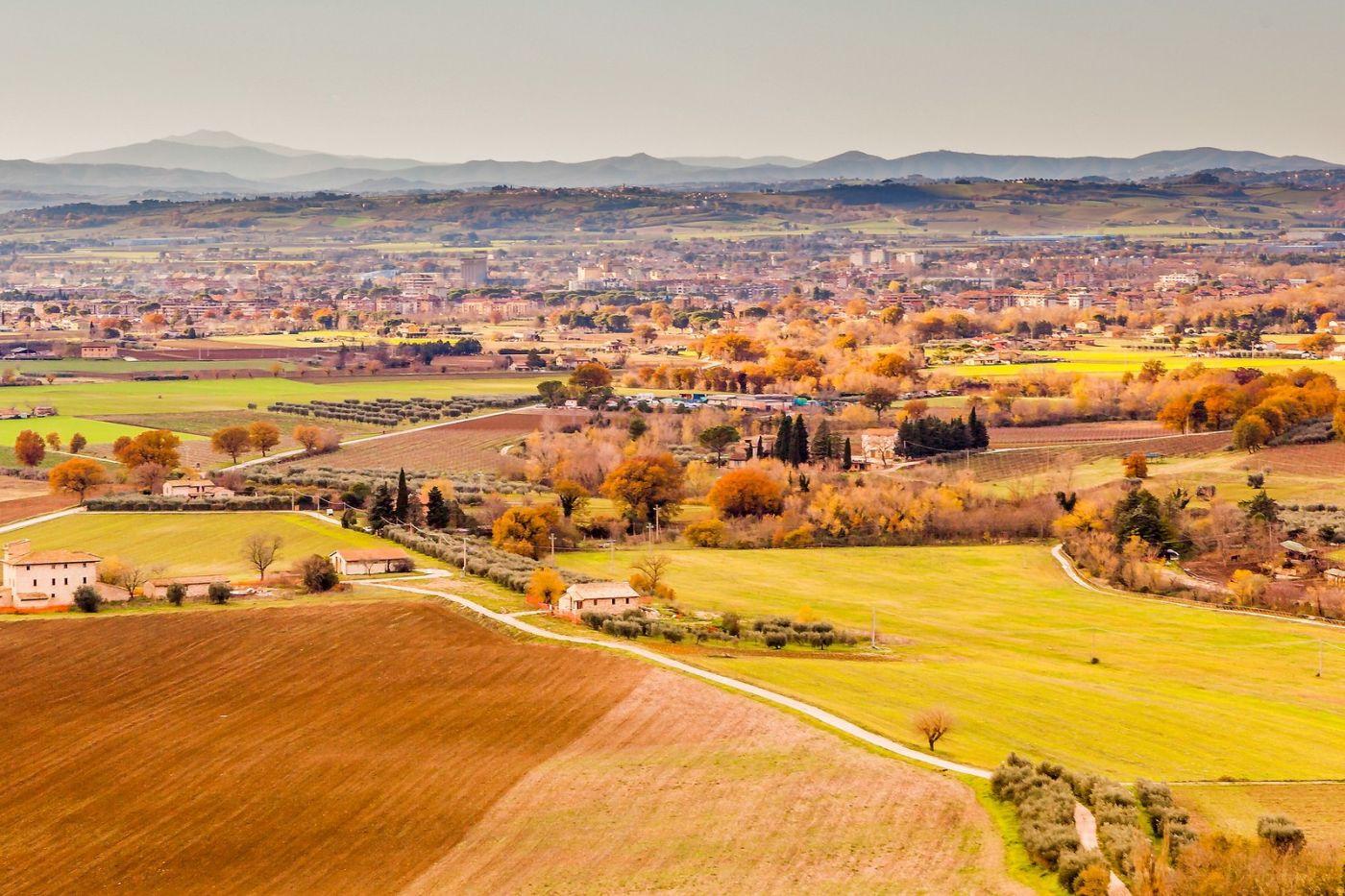 意大利阿西西(Assisi), 登高放眼_图1-16