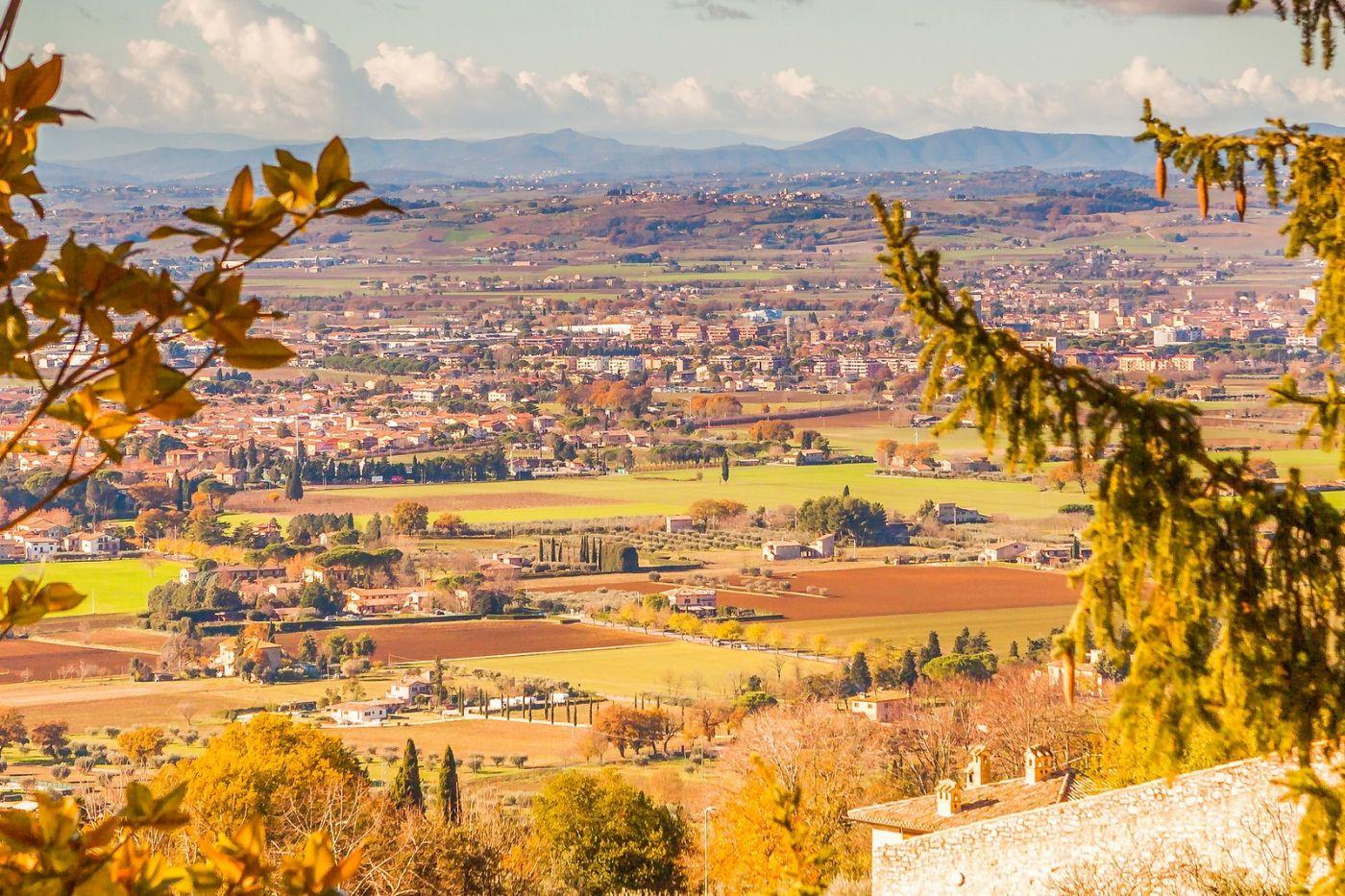 意大利阿西西(Assisi), 登高放眼_图1-17