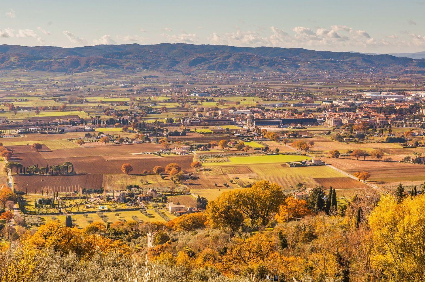 意大利阿西西(Assisi), 登高放眼_图1-18