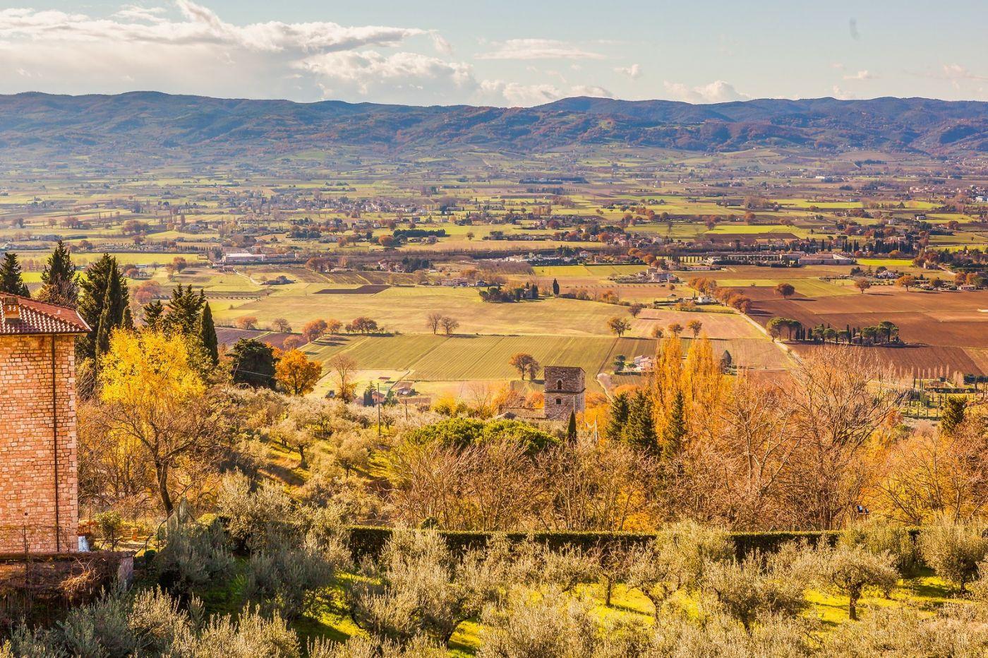 意大利阿西西(Assisi), 登高放眼_图1-19