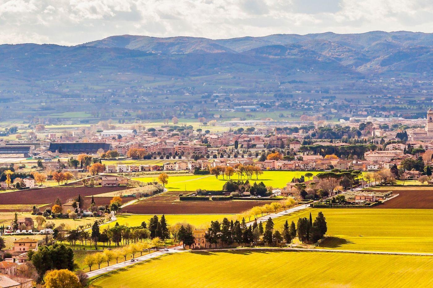 意大利阿西西(Assisi), 登高放眼_图1-20