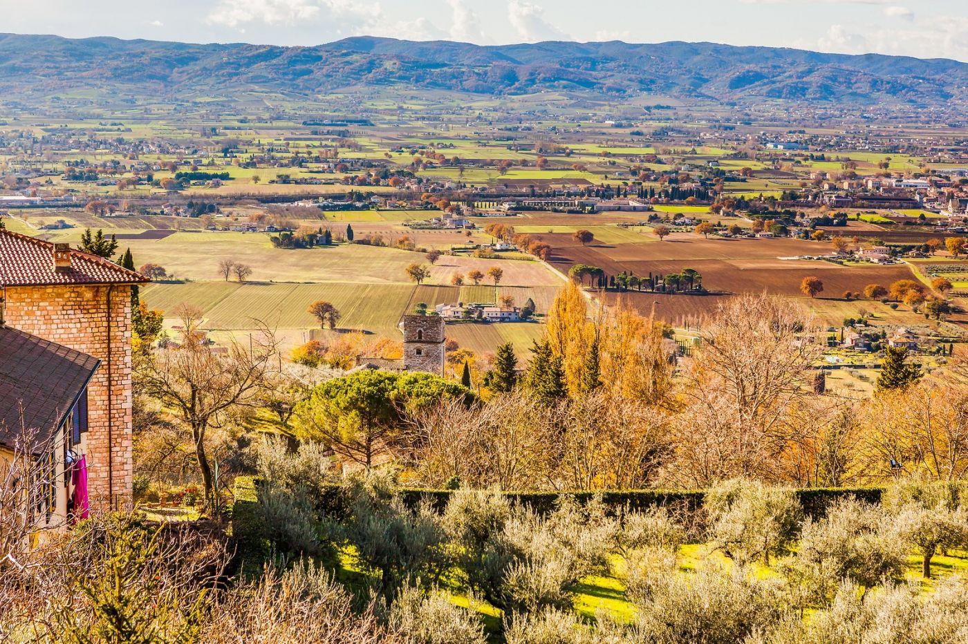 意大利阿西西(Assisi), 登高放眼_图1-21