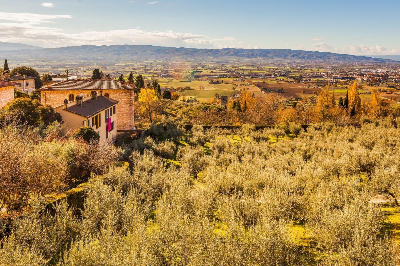 意大利阿西西(Assisi), 登高放眼_图1-22