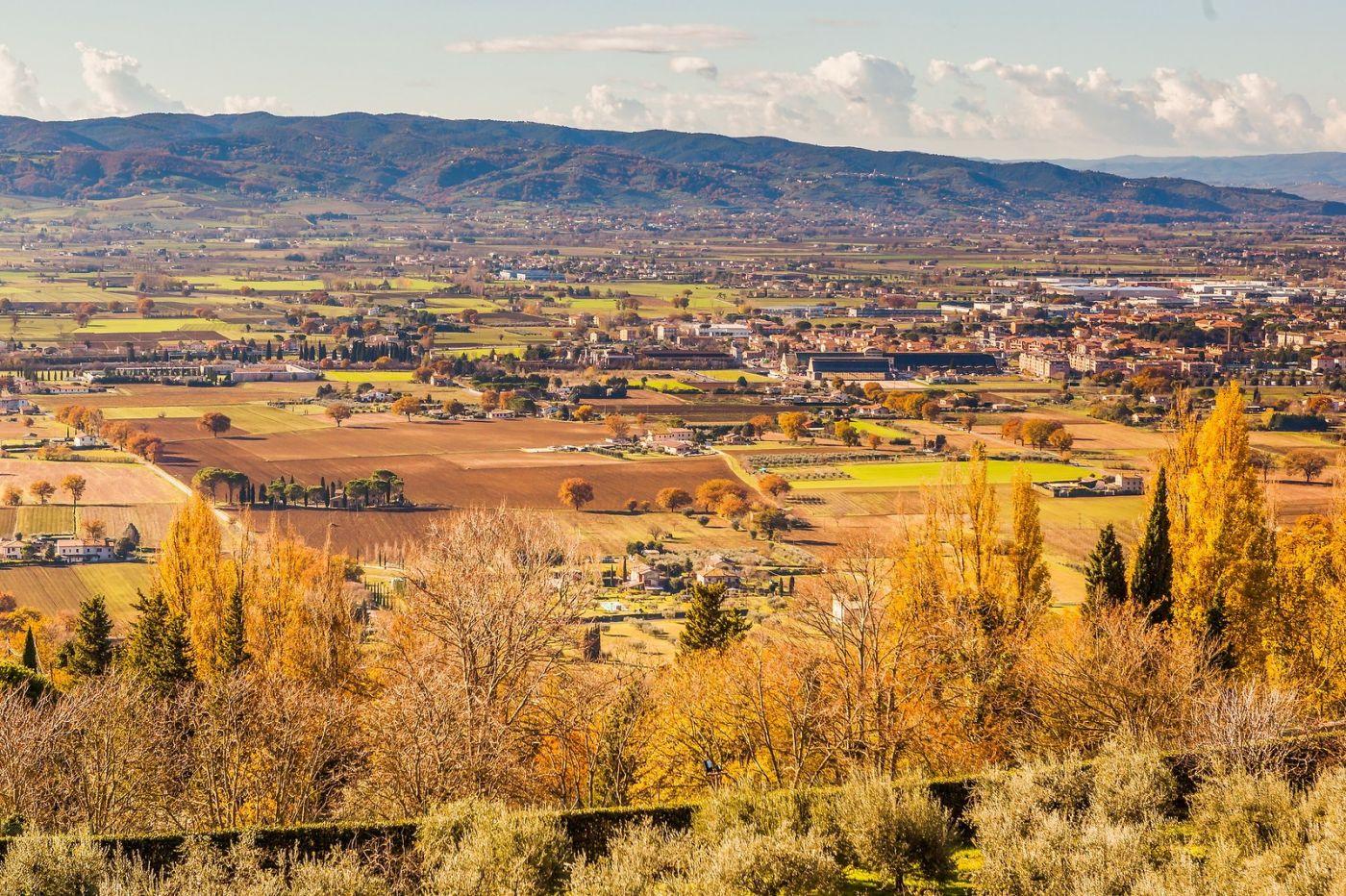 意大利阿西西(Assisi), 登高放眼_图1-24