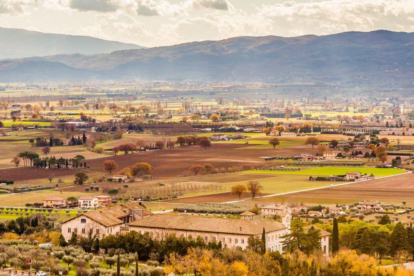 意大利阿西西(Assisi), 登高放眼_图1-25