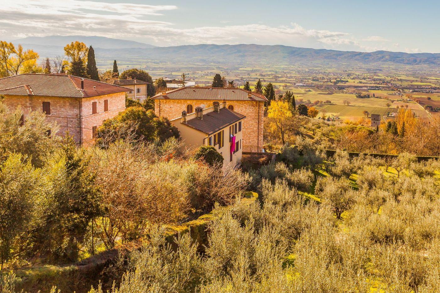 意大利阿西西(Assisi), 登高放眼_图1-26