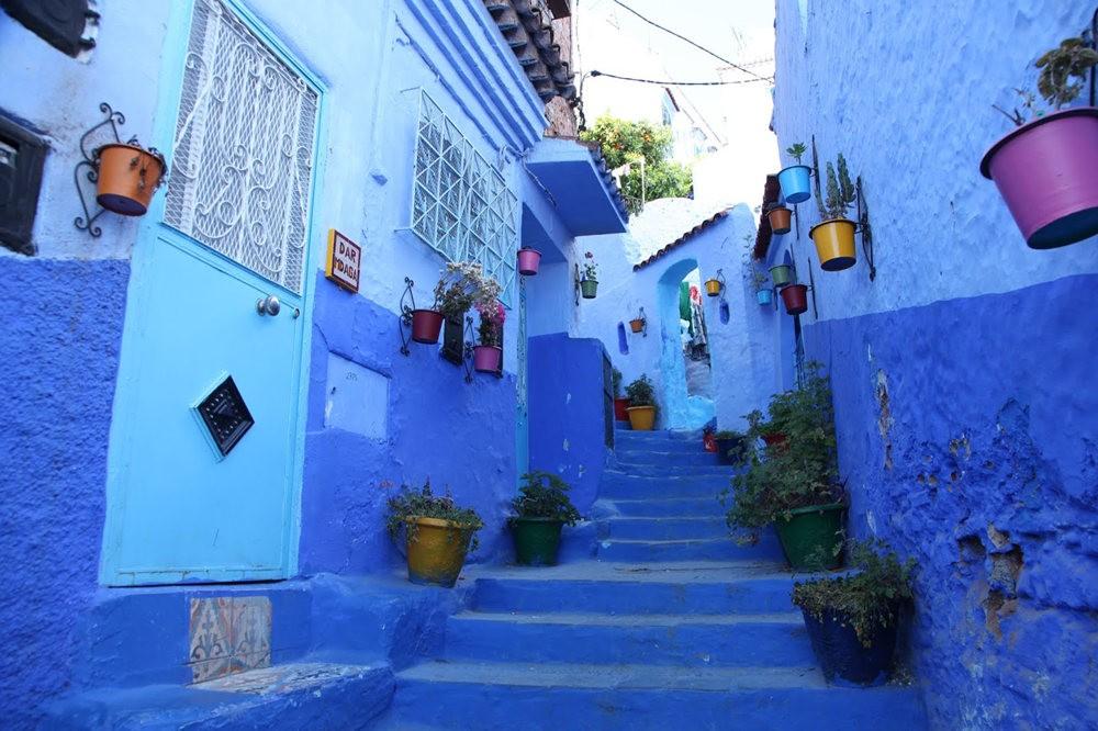 蓝色的城市-----舍夫沙万_图1-1