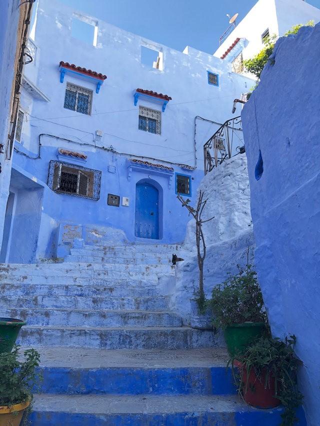 蓝色的城市-----舍夫沙万_图1-4