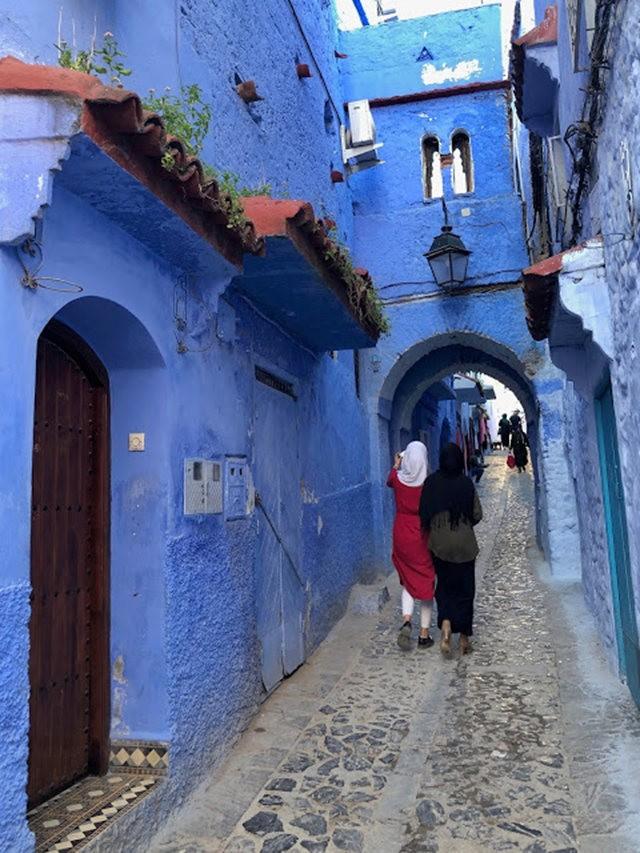 蓝色的城市-----舍夫沙万_图1-5