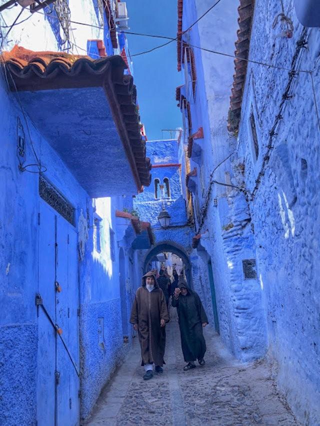 蓝色的城市-----舍夫沙万_图1-6