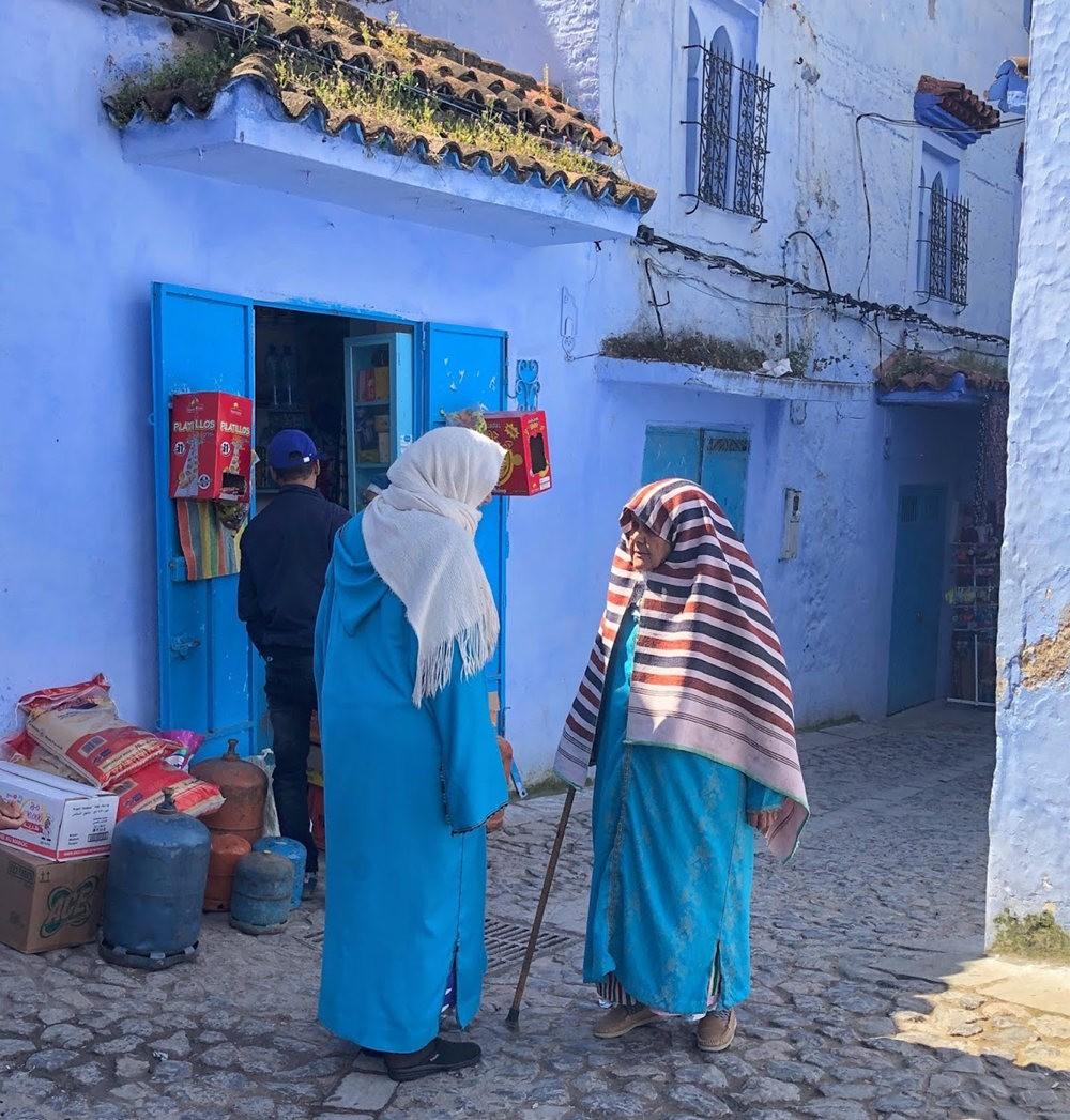 蓝色的城市-----舍夫沙万_图1-13