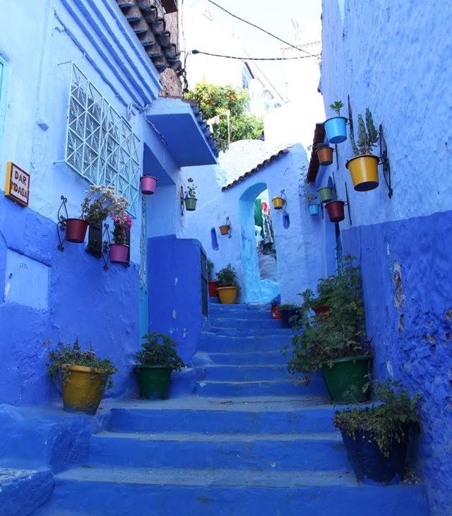 蓝色的城市-----舍夫沙万_图1-19