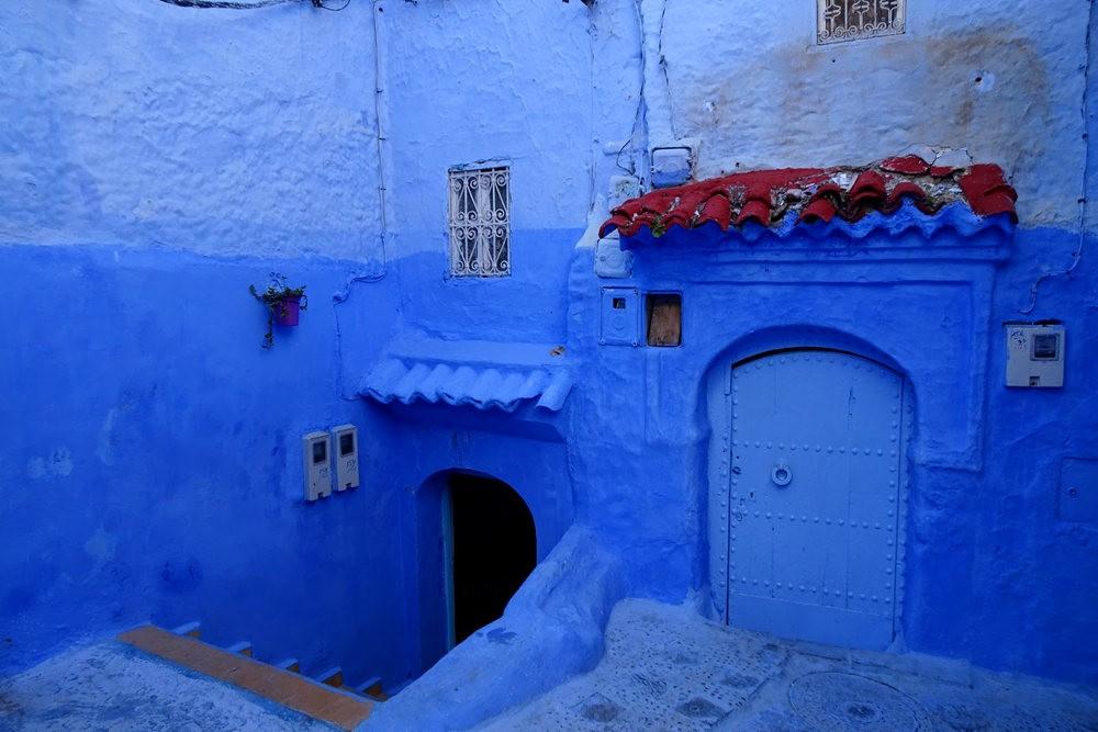蓝色的城市----舍夫沙万 2_图1-1