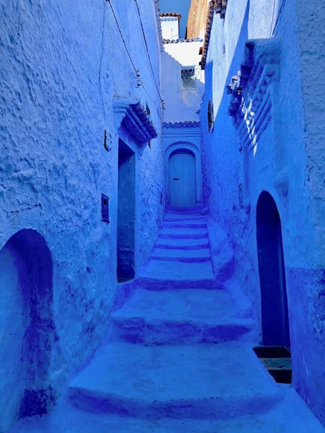 蓝色的城市----舍夫沙万 2_图1-2