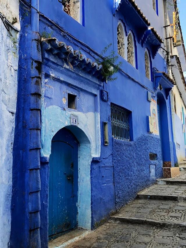 蓝色的城市----舍夫沙万 2_图1-3