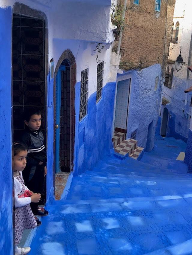 蓝色的城市----舍夫沙万 2_图1-6