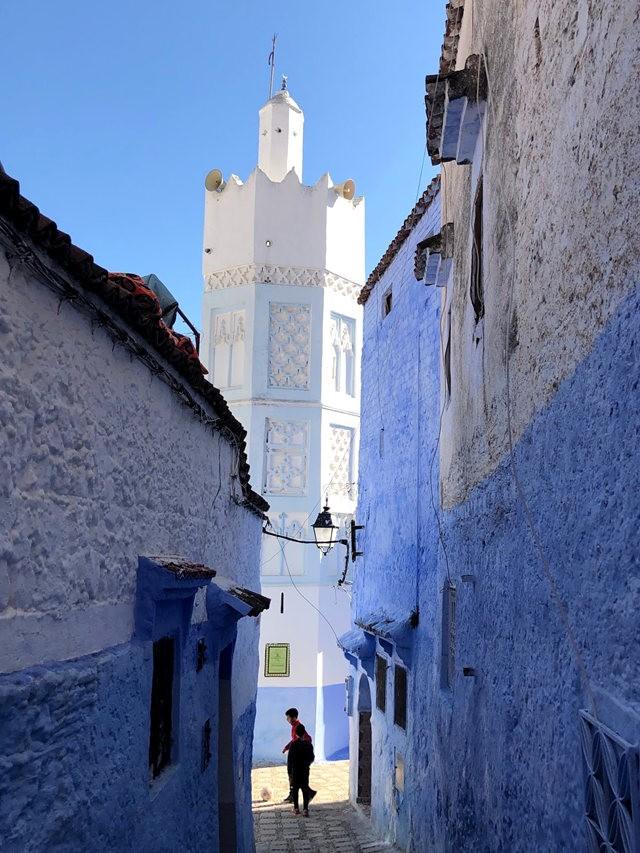 蓝色的城市----舍夫沙万 2_图1-8