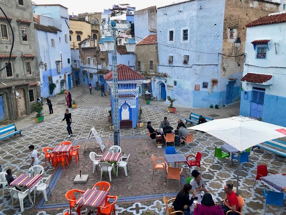 蓝色的城市----舍夫沙万 2_图1-10