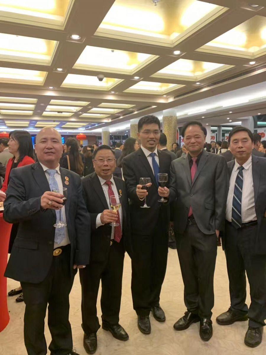 中国驻纽约总领事馆舉辦庆祝建国70周年招待會_图1-52