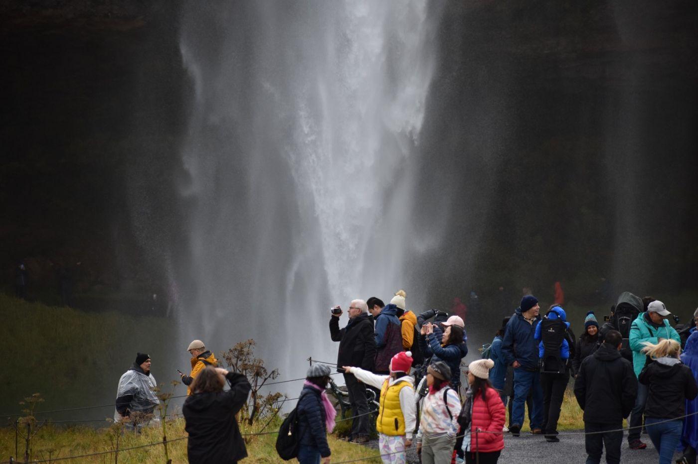 冰岛水帘洞瀑布和彩虹瀑布_图1-5