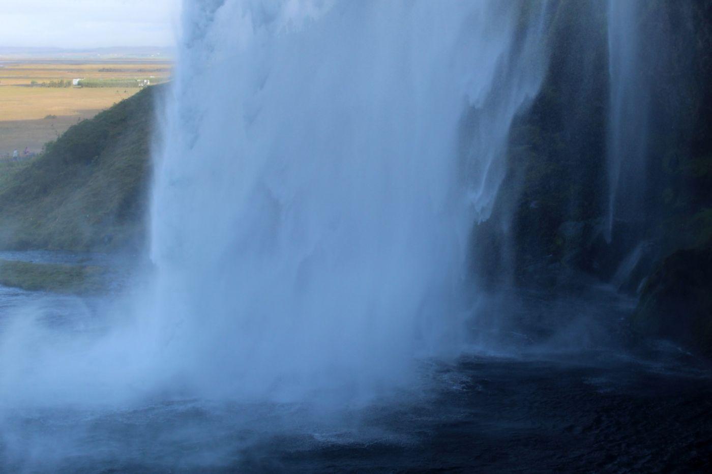 冰岛水帘洞瀑布和彩虹瀑布_图1-6