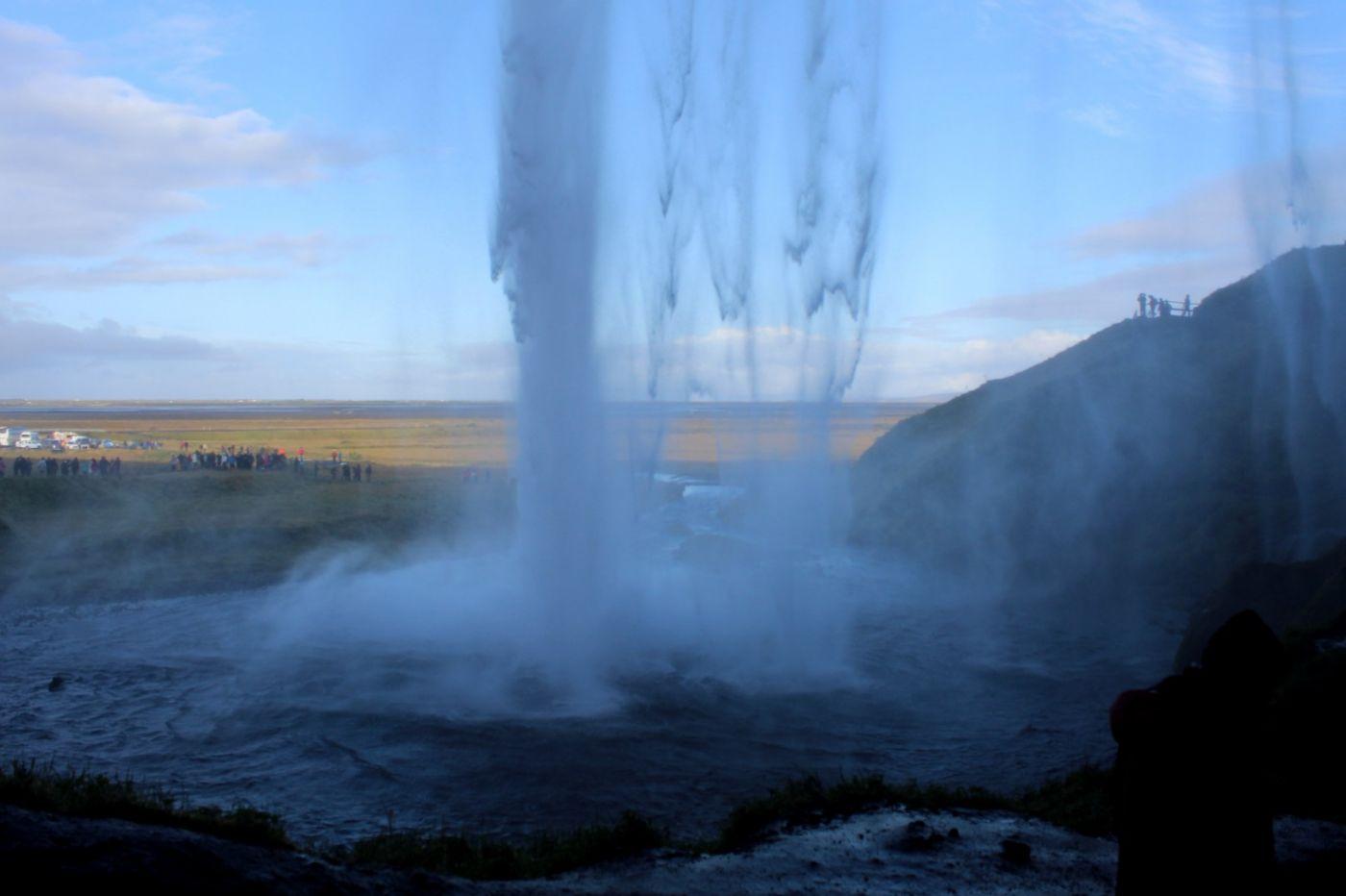 冰岛水帘洞瀑布和彩虹瀑布_图1-7