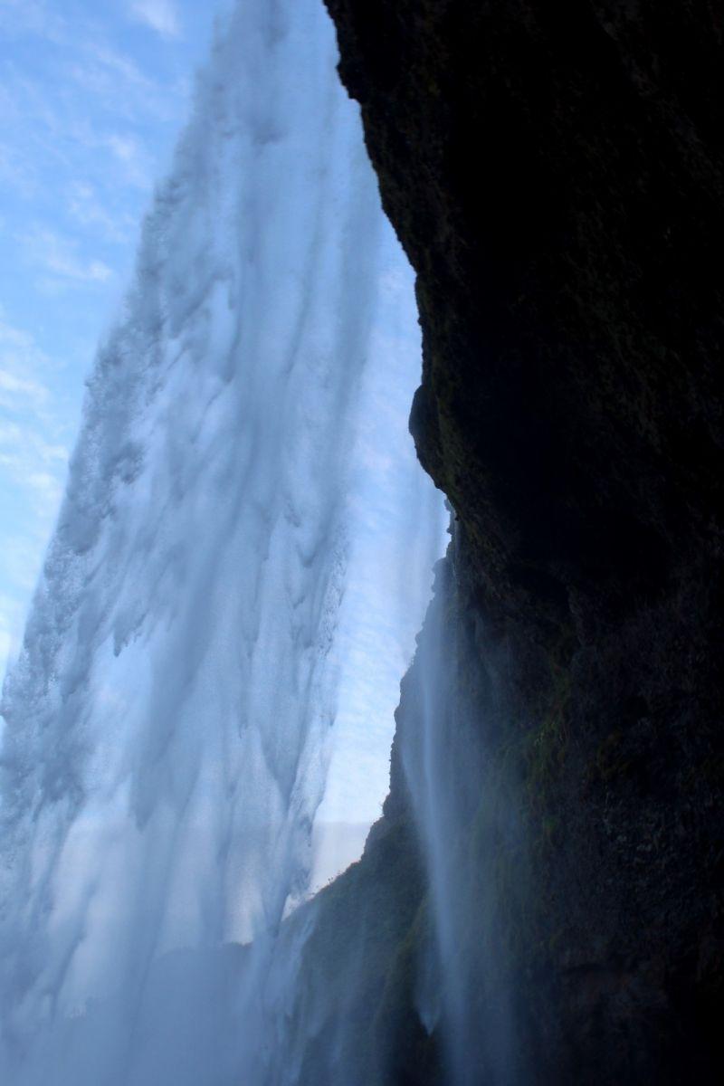 冰岛水帘洞瀑布和彩虹瀑布_图1-9