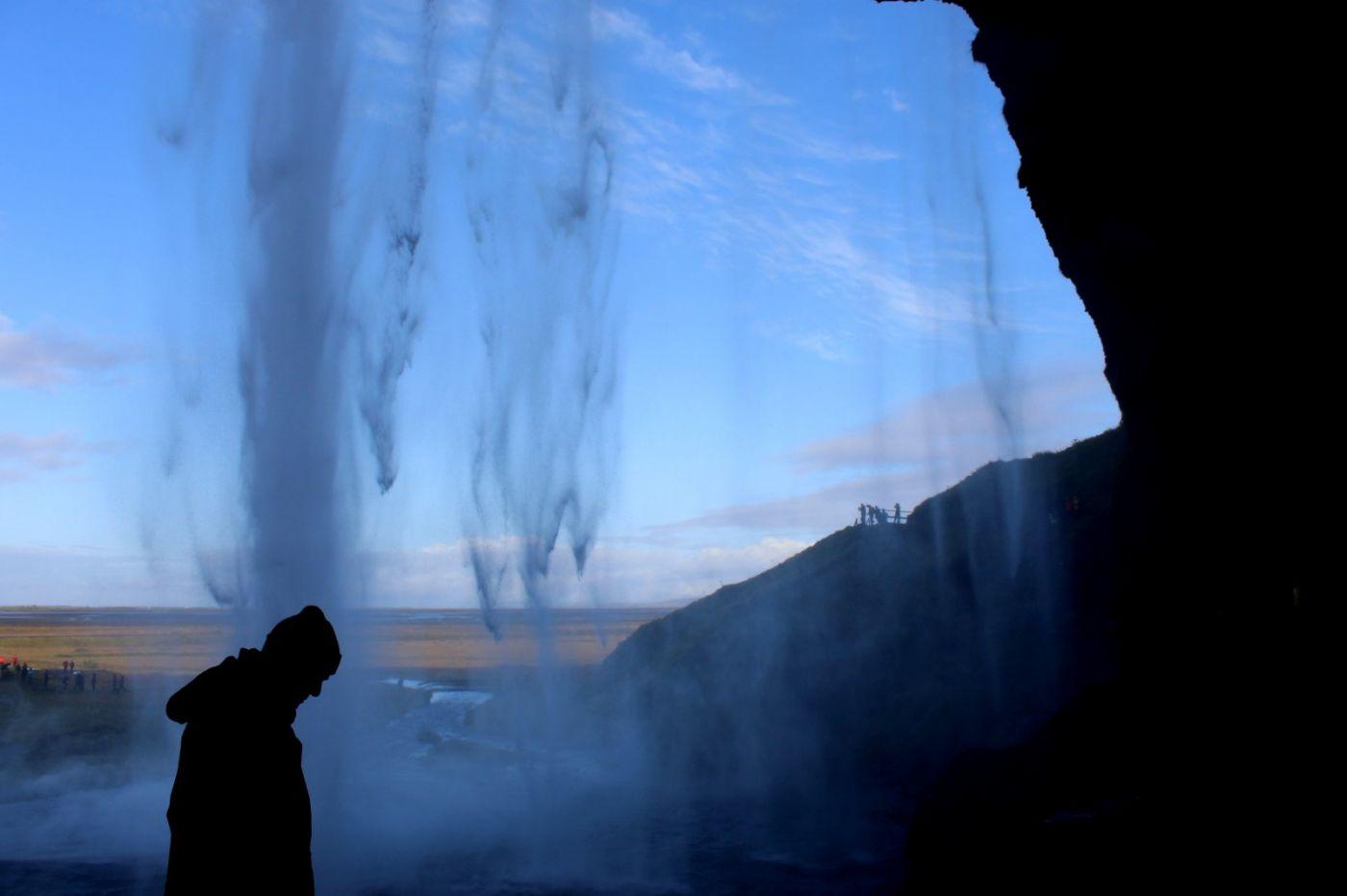 冰岛水帘洞瀑布和彩虹瀑布_图1-10