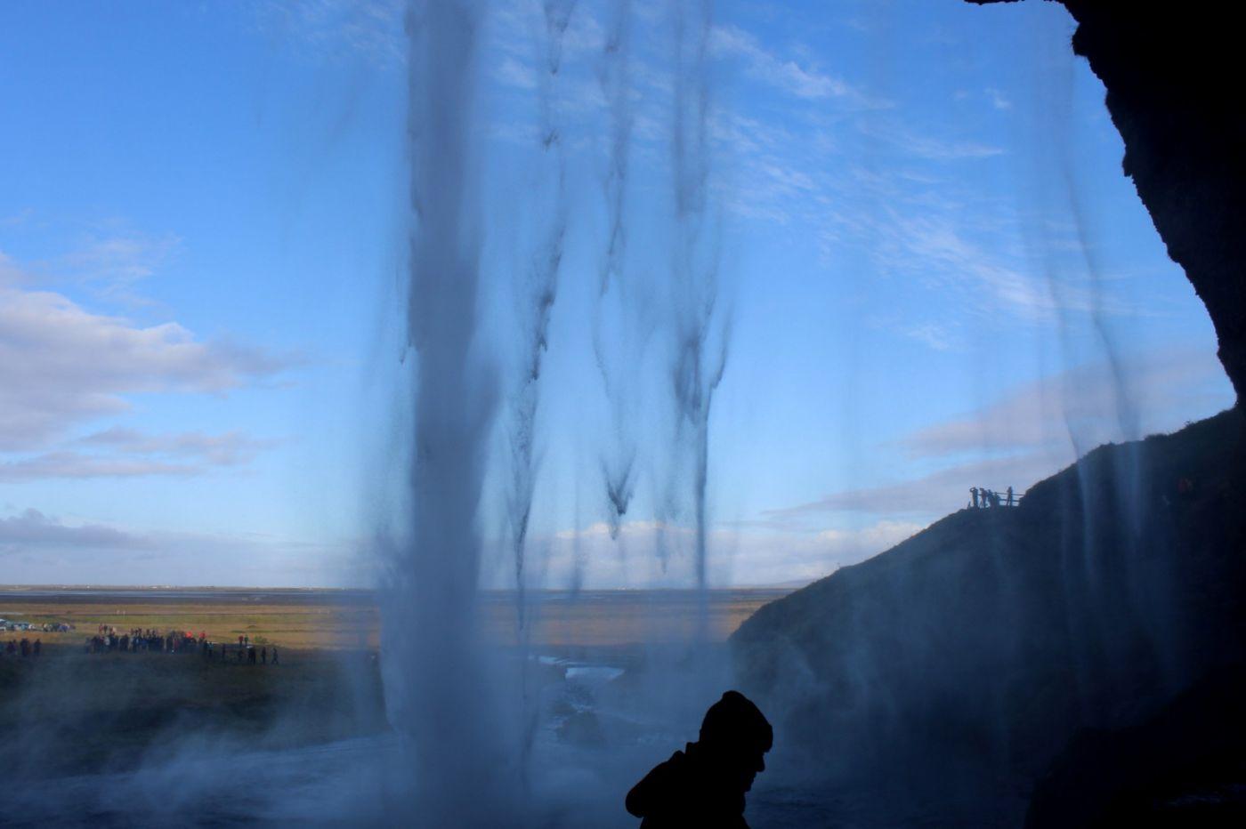 冰岛水帘洞瀑布和彩虹瀑布_图1-11