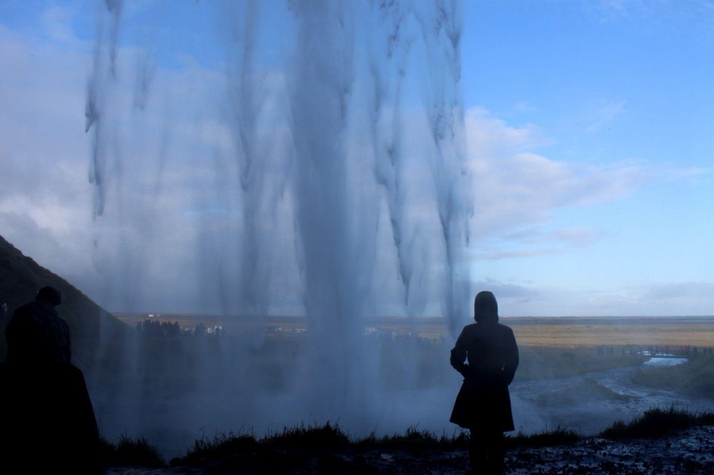 冰岛水帘洞瀑布和彩虹瀑布_图1-12