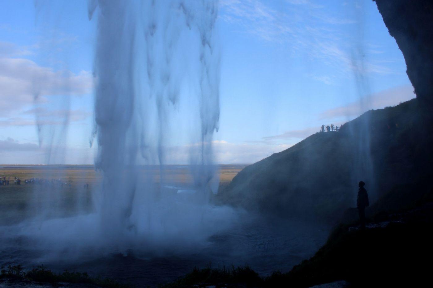 冰岛水帘洞瀑布和彩虹瀑布_图1-13