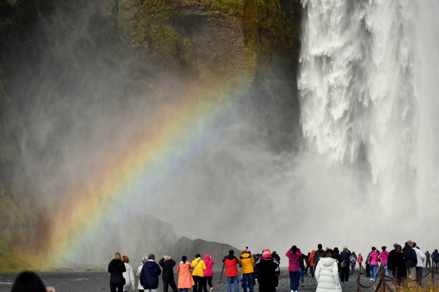 冰岛水帘洞瀑布和彩虹瀑布_图1-21