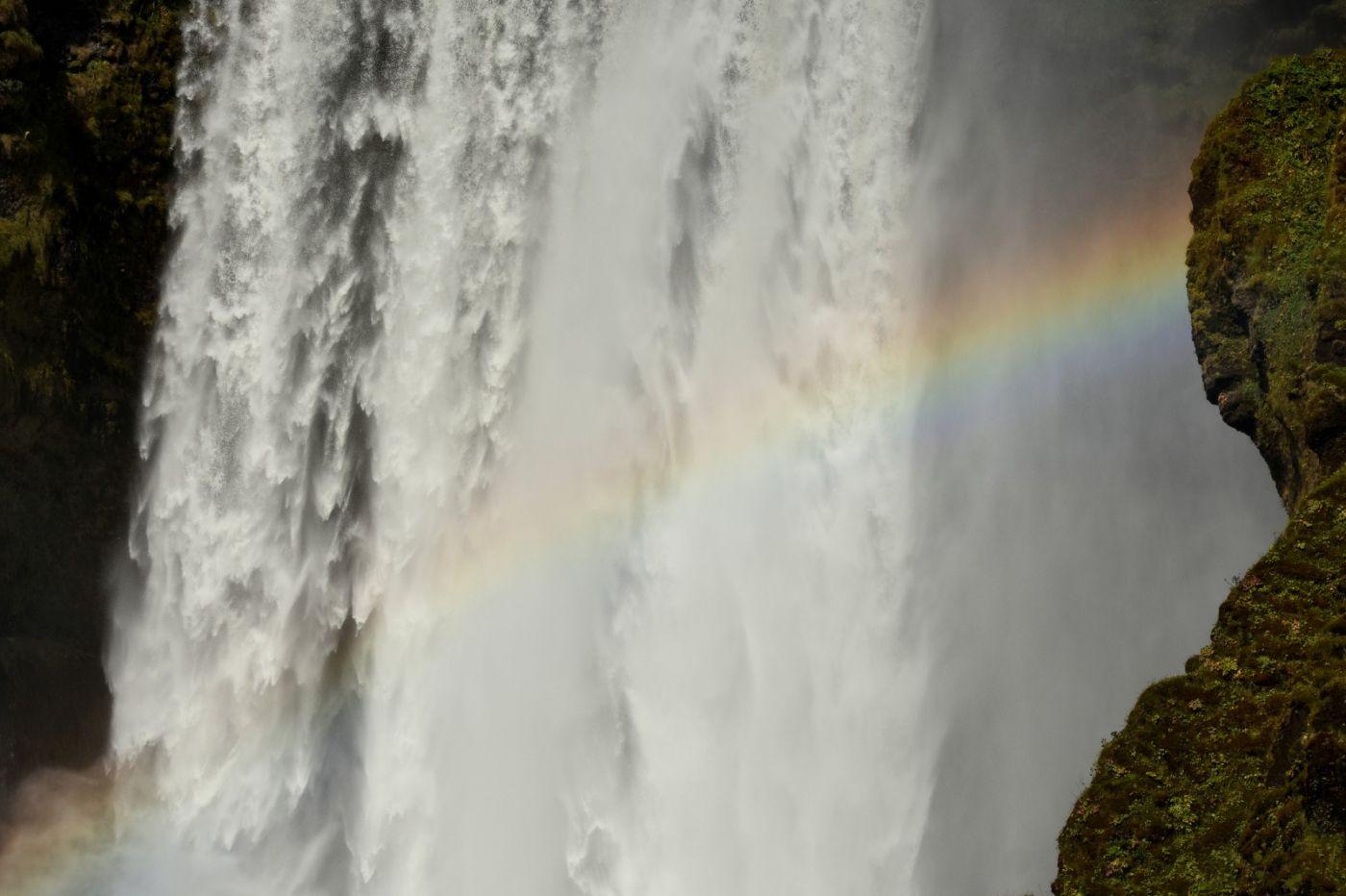 冰岛水帘洞瀑布和彩虹瀑布_图1-29