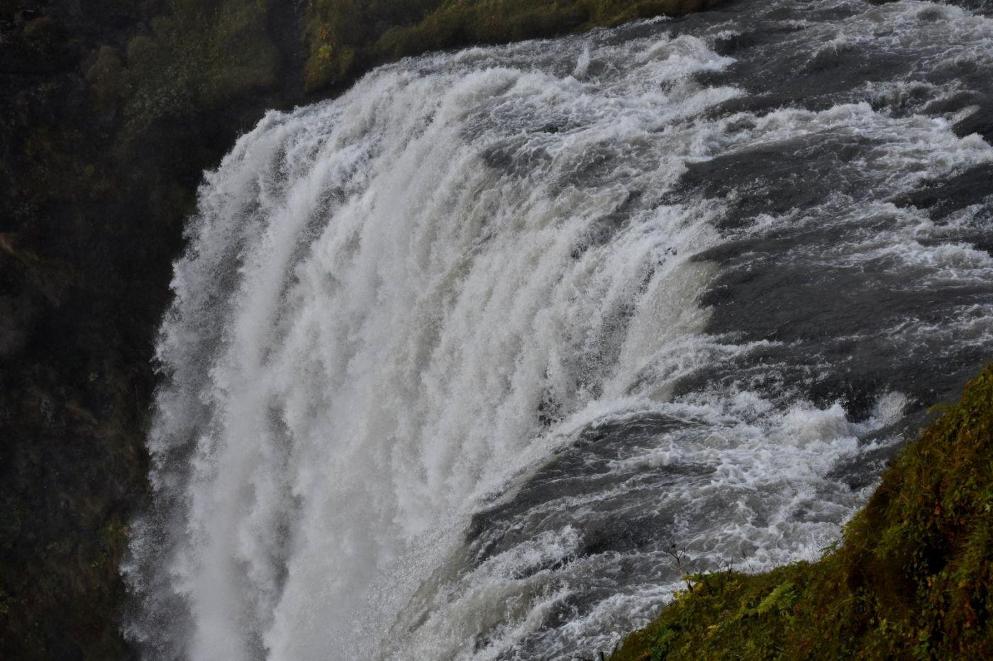 冰岛水帘洞瀑布和彩虹瀑布_图1-31
