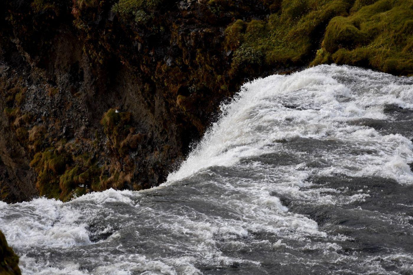 冰岛水帘洞瀑布和彩虹瀑布_图1-32