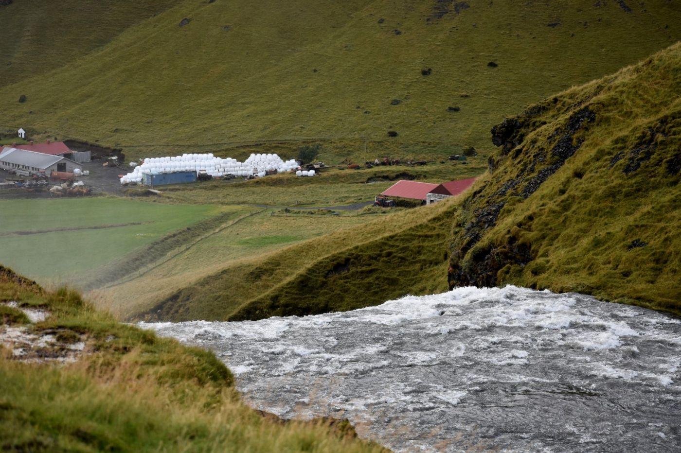 冰岛水帘洞瀑布和彩虹瀑布_图1-33