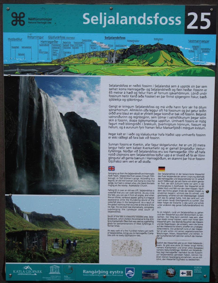 冰岛水帘洞瀑布和彩虹瀑布_图1-40
