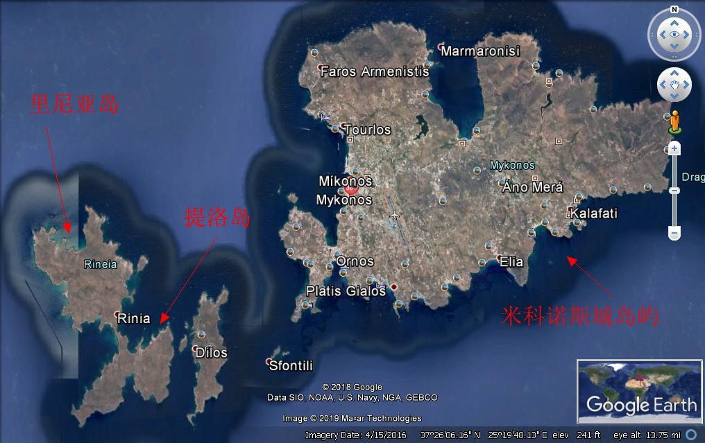 探索基克拉泽斯群岛_图1-3