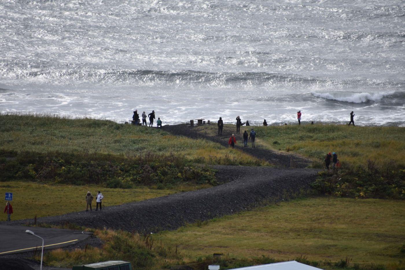 冰岛维克镇和雷尼斯黑沙滩_图1-4