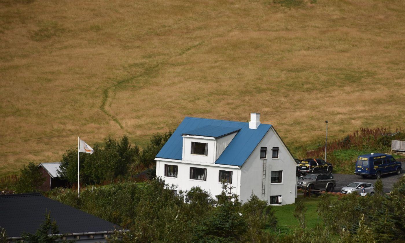 冰岛维克镇和雷尼斯黑沙滩_图1-10